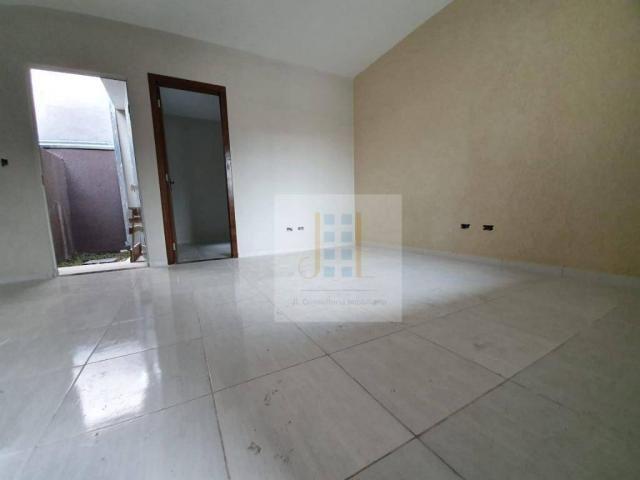 Casa de esquina à venda, 34 m² - tatuquara - curitiba/pr - Foto 5