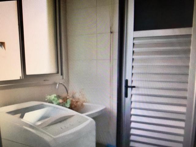 Apartamento 4 quartos revertido em 3, armários, elevador, 2 vagas, lazer e ótima localizaç - Foto 10