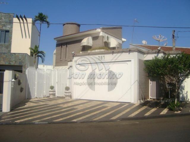 Casa à venda com 4 dormitórios em X, Jaboticabal cod:V1036