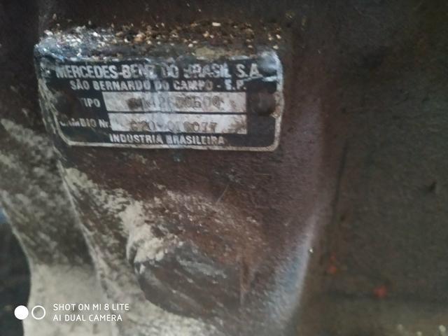 Diferencial Mercedes 608e câmbio da 608 e 710 - Foto 2