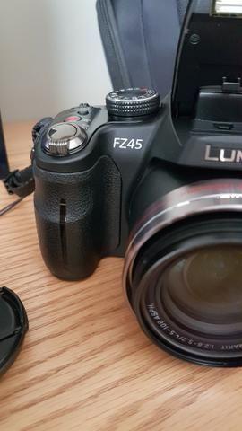 Câmera Panasonic Lumix Superzoom Fz45