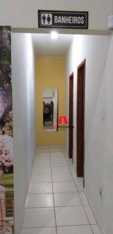 Galpão para alugar, 686 m² por r$ 12.000/mês - vila do dner - rio branco/ac - Foto 4