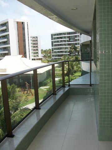 BF - Apartamento de luxo no Paiva! 2 suítes com 112m²! De frente a piscina - Foto 4