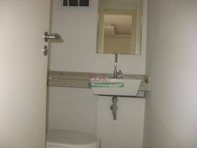 Apartamento com 2 dormitórios à venda, 90 m² por r$ 519.400 - royal park - são josé dos ca - Foto 11