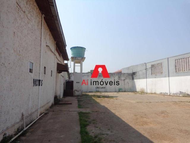 Galpão para alugar, 686 m² por r$ 12.000/mês - vila do dner - rio branco/ac - Foto 15