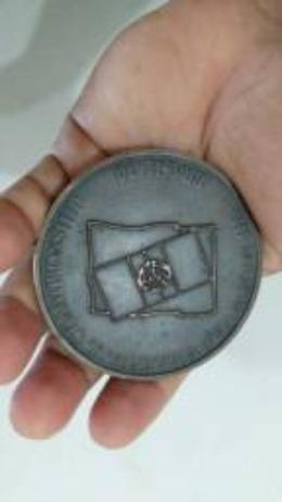 Medalhão Mundial de voleibol 1990 no Brasil - Foto 2