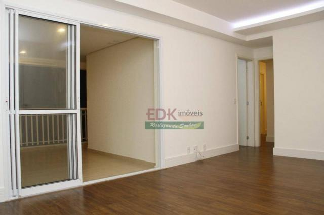 Apartamento com 2 dormitórios à venda, 90 m² por r$ 519.400 - royal park - são josé dos ca - Foto 3