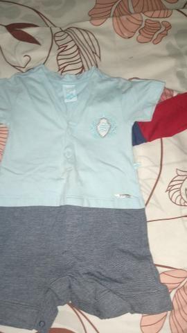 Lote de roupas de bebê menino - Foto 5