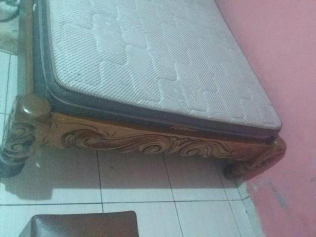 Cama de madeira - Foto 2