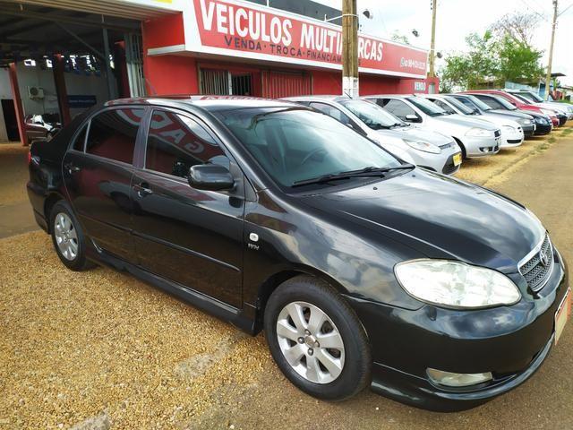 Corolla 2006/2007 Preto Automático - Foto 2