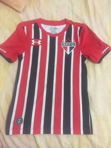 Camisa do São Paulo oficial infantil
