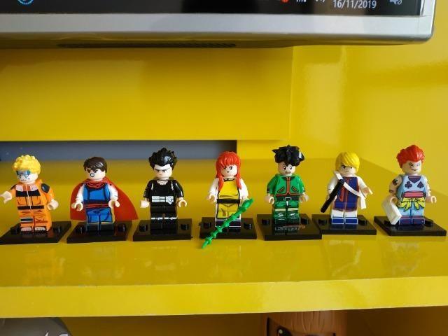 Vendo personagens tipo Lego (similar) - Foto 6