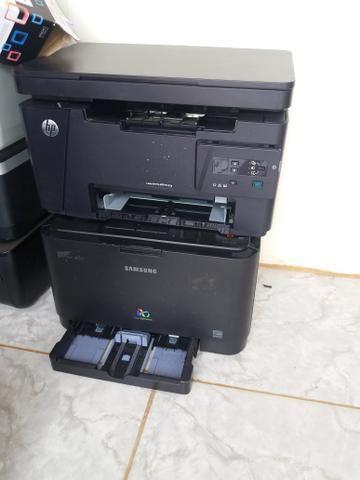 Impressoras Laser para Conserto