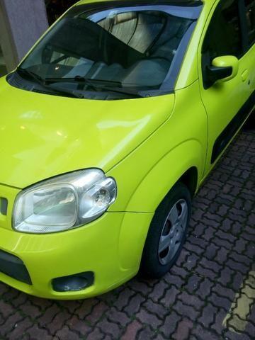 Até 12/12 - Uno 2011/2012 Modelo Vivace Flex Completo RevisadoDocs OK - Foto 3