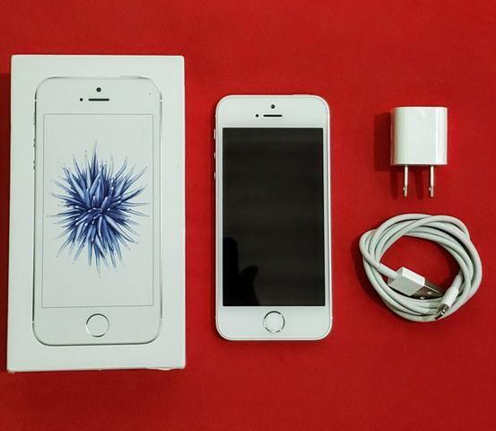IPhone SE 64 GB novo (11 meses de garantia) - Foto 2