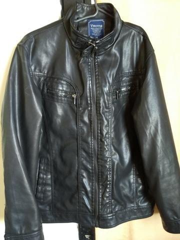 Jaqueta masculina em Courino Vmong - Foto 2