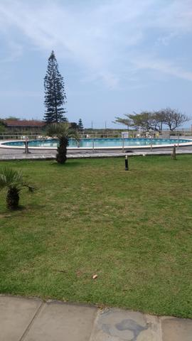 Flat praia do Ervino - Foto 7