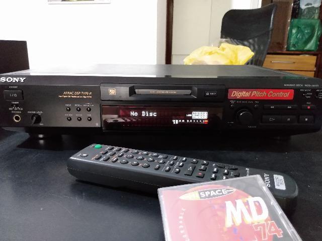 Sony Mini Disc MDS-JE 530