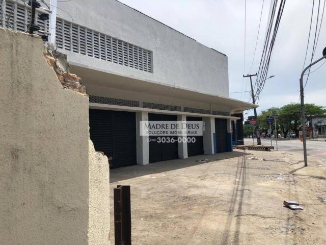 Excelente prédio comercial na avenida godofredo maciel - Foto 3