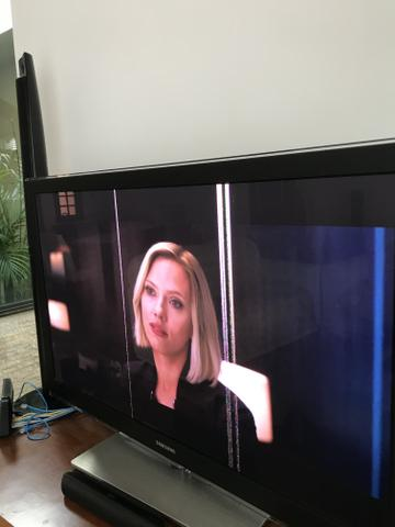 TV de Plasma 3D Full Hd 50 polegadas - Foto 3