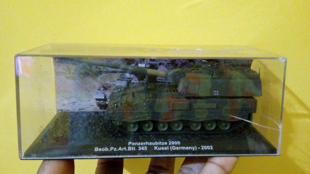 Vendo miniaturas de tanques de guerra - Foto 3