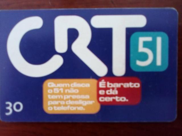 Cartões CRT - Foto 2