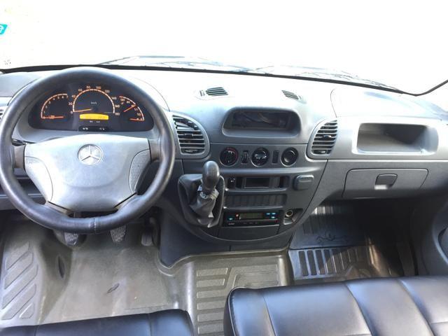 Van Mercedes Sprinter 313 2007 16lugares - Foto 9