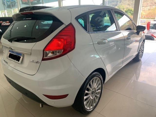Ford New Fiesta NEW FIESTA 1.6 HA TITANIUM 4P - Foto 3