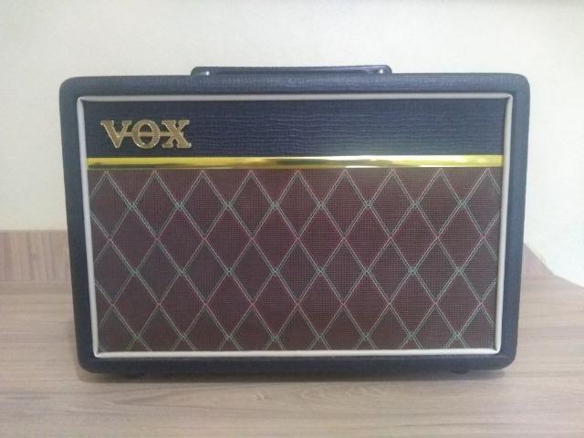 Amplificador p/ guitarra Vox Pathfinder Classic - Foto 2