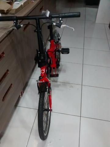 Bicicleta Dobrável Durban eco - Foto 2