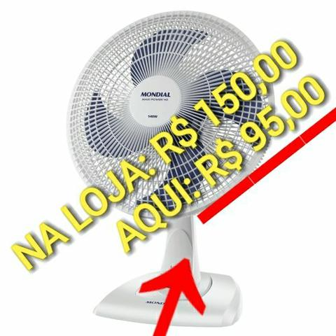 Ventilador Mondial Maxi Power 40 -
