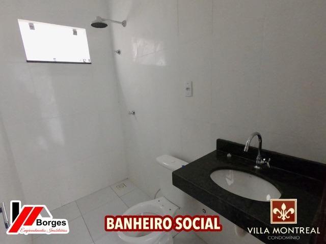 Lida Casa em Condomínio Fechado no Bairro Santa Inês - Foto 5