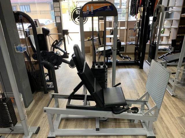 Leg press horizontal trg - Foto 2