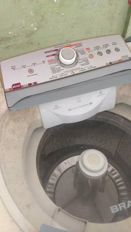 Lavadora Brastemp Ative (com problema não centrífuga) - Foto 2