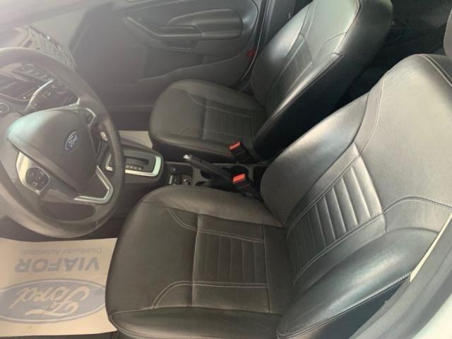 Ford New Fiesta NEW FIESTA 1.6 HA TITANIUM 4P - Foto 6