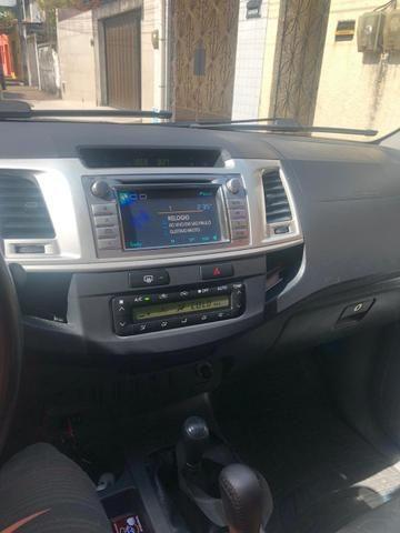 Hilux 2012 SRV 3.0 4x4 Turbo Diesel - Foto 5