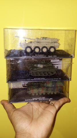 Vendo miniaturas de tanques de guerra - Foto 5