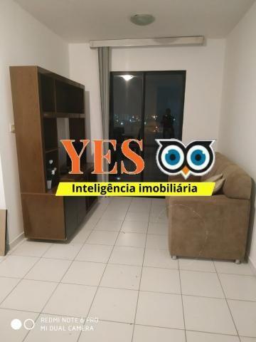 Yes imob - apartamento mobiliado para locação, muchila, feira de santana, 3 dormitórios se