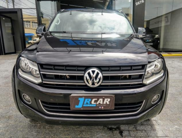 VOLKSWAGEN AMAROK 2.0 HIGHLINE 4X4 CD 16V TURBO INTERCOOLER DIESEL 4P MANUAL. - Foto 3