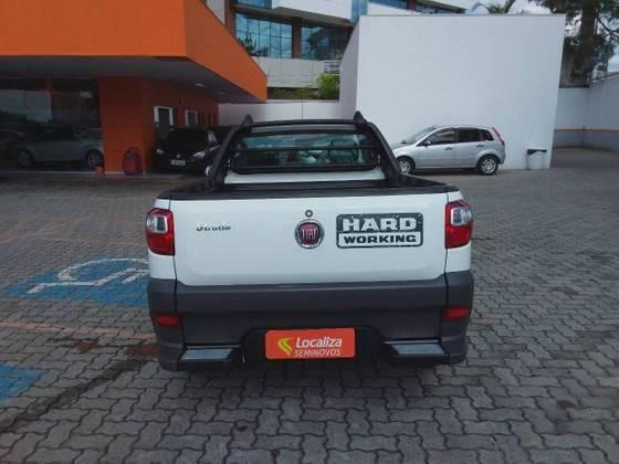FIAT STRADA 2018/2019 1.4 MPI HARD WORKING CS 8V FLEX 2P MANUAL - Foto 2