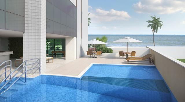 Apartamento a beira mar de Olinda com 3 ou 4 quartos e área de lazer completa - Foto 10