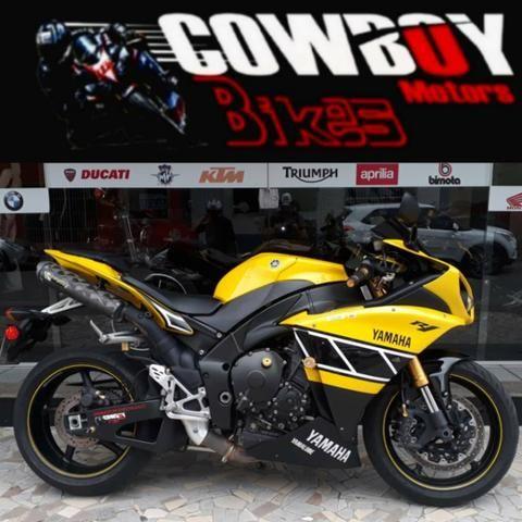 Yamaha YZF R1. Cowboy Bikes Motors!