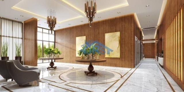 Apartamento com 5 dormitórios à venda, 410 m² por R$ 3.690.000,00 - Edifício Myrá - Baruer - Foto 7