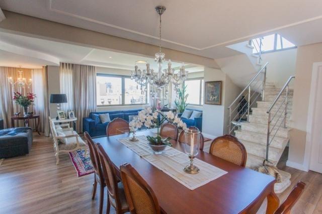Apartamento à venda com 3 dormitórios em Auxiliadora, Porto alegre cod:CS36007671 - Foto 4