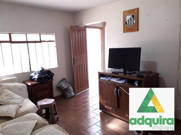 Casa com 2 quartos - Bairro Oficinas em Ponta Grossa - Foto 8