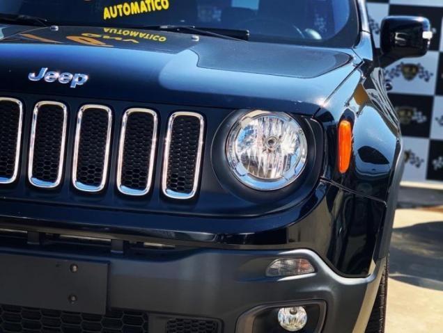 Jeep renegade 2016 1.8 16v flex longitude 4p automÁtico - Foto 3