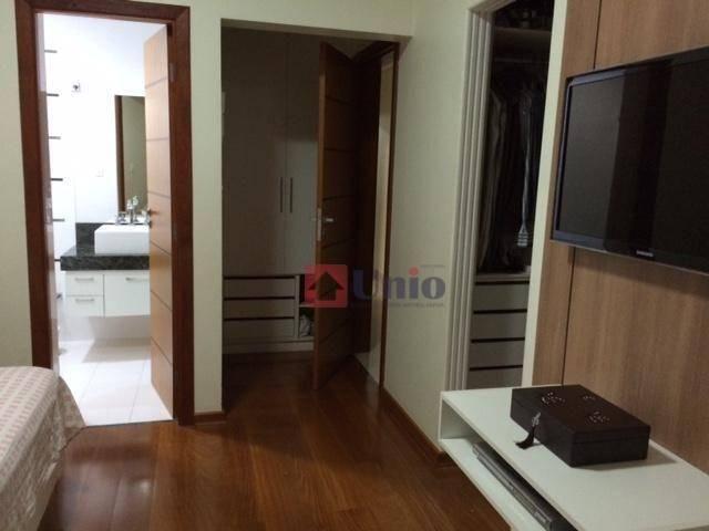 Apartamento com 3 dormitórios à venda, 138 m² por R$ 620.000,00 - Castelinho - Piracicaba/ - Foto 7