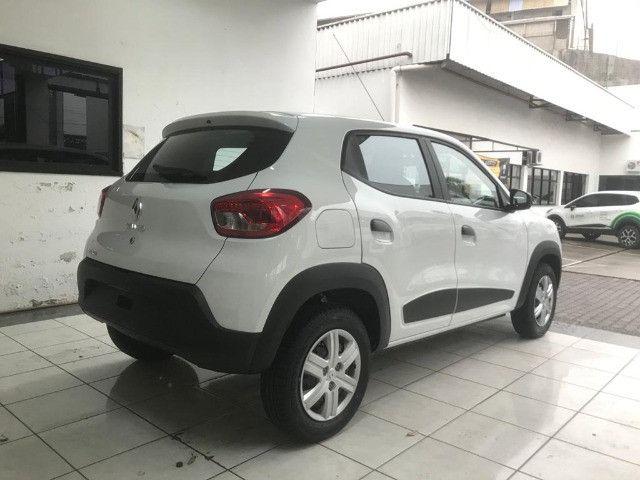 Renault Kwid Zen 1.0 12v Sce 0km 21/22 - Foto 4