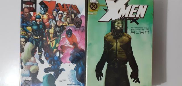 X-men ( primeira série da panini ) - Foto 2