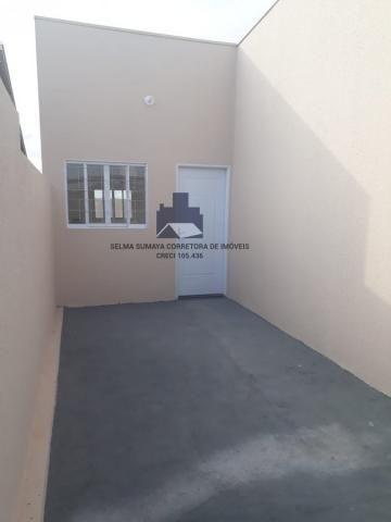 Casa à venda com 2 dormitórios em Centro, Bady bassitt cod:2019373 - Foto 4